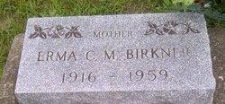 Erma C. <I>Meyer</I> Birkner