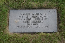 Ruth Mildred Bird