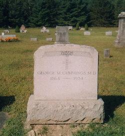 George H Cummings, MD