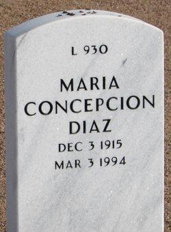 Maria Concepcion Diaz