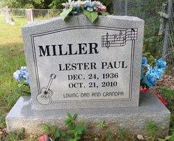 Lester Paul Miller