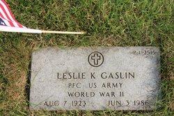 Leslie Knox Gaslin