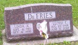Linda Katheryn Margaret <I>Meyer</I> DeFries