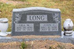 John Chrittenden Long