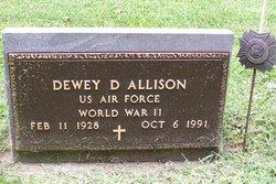 Dewey Dean Allison