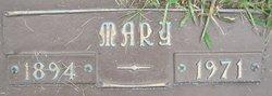 Mary <I>Nutz</I> Kreitz