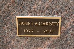 Janet A. Carney