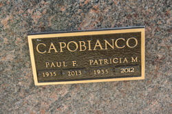 "Paul F. ""Happy Cappy"" Capobianco"
