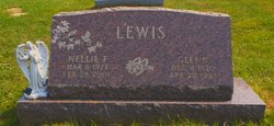 Nellie F. <I>Pendergrass</I> Lewis