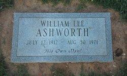 William Lee Ashworth