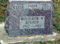 Woodrow Wilson Bishop