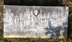 Julian T. Simmons