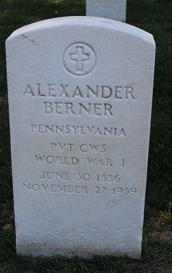Alexander Berner