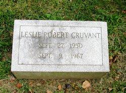Leslie Robert Cruvant
