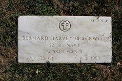 Bernard Harvey Blackwell