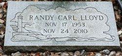 Randy Carl Lloyd