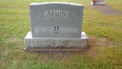 Frank N. Buddy Armin