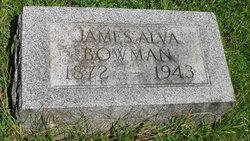 James Alva Bowman