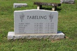 Mamie Tabeling