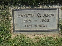 Arnetta Owen Amos
