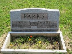 Margaret E. <I>Ochenrider</I> Parks