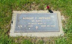 Rev Robert Franklin Jeffries