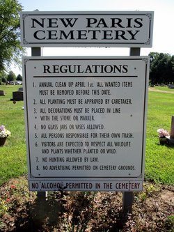 New Paris Cemetery