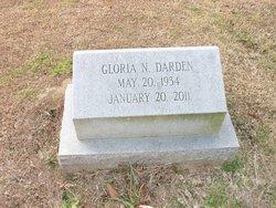 Gloria <I>Nelson</I> Darden