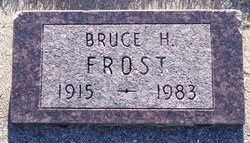 Bruce H Frost