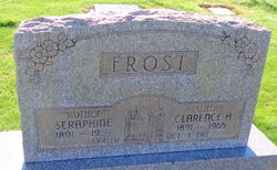 Clarence Alford Frost
