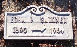 Edna Mae <I>Paulston</I> Gardner