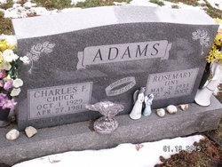 Rosemary <I>Gantenbein</I> Adams