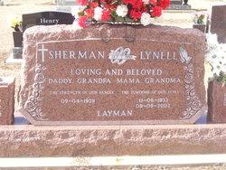 "Wildith Lynell ""Sis"" <I>Tidwell</I> Layman"