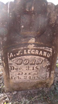 "Andrew Jackson ""Jack"" Legrand"