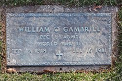 William O Gambrill