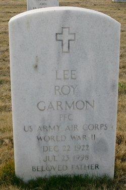 Lee Roy Garmon