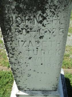 Elizabeth <I>Turck</I> Bintz