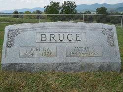 """Lazrus Maupin """"Ayers"""" Bruce"""