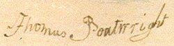 Thomas Boatwright, Sr