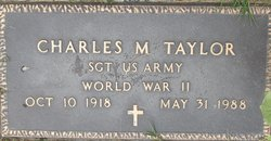 Charles M. Taylor