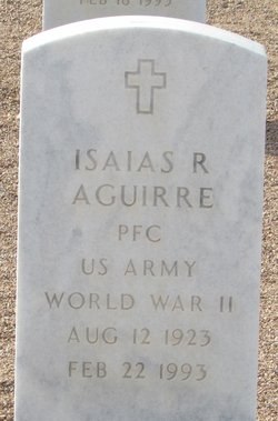 Isaias R Aguirre