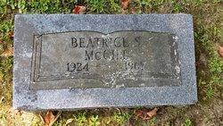 Beatrice S. McGill