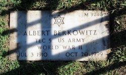 Albert Berkowitz