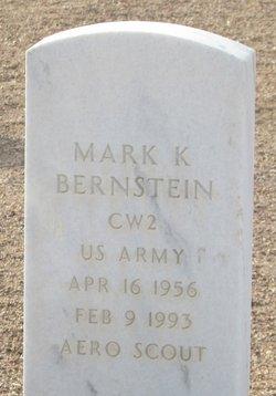 Mark K Bernstein