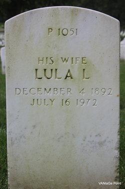 Lula Lillian <I>Morton</I> Cobb