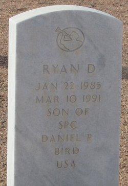 Ryan D Bird