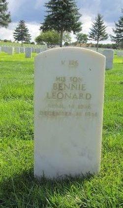 Bennie Leonard Catanach