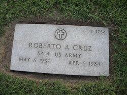 Roberto A Cruz