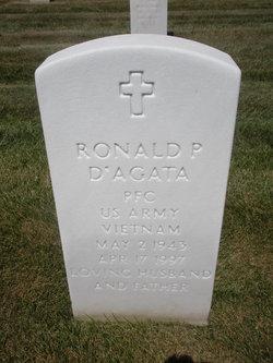 Ronald P D'Agata