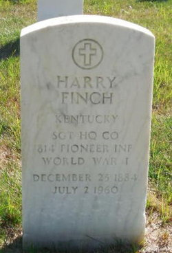 Harry Finch